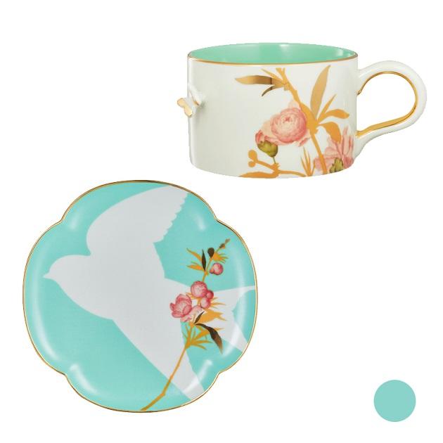 桃花燦燦杯盤組 3
